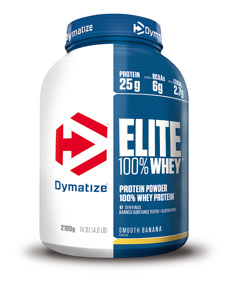 EliteWhey_2,1 kg Smooth Banana